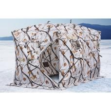 Зимняя палатка HIGASHI Double Winter Camo Comfort Pro (360×180×205)