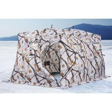 Зимняя палатка HIGASHI Double Winter Camo Pyramid Pro  (460×235×200)
