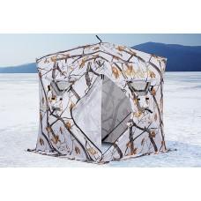 Зимняя палатка HIGASHI Winter Camo Comfort Solo (150×150×170)