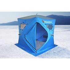 Утеплённая зимняя палатка HIGASHI Comfort Pro (180×180×200)