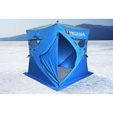 Зимняя палатка HIGASHI Comfort Solo (150×150×150)