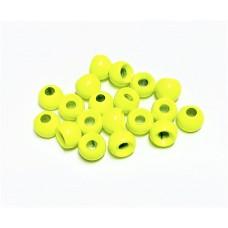 Шар вольфрамовый 4,5 мм, жёлтый (флуоресцентный)