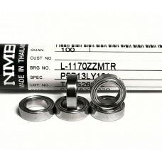 Подшипник NMB L 1170 ZZ, 7×11×3 мм