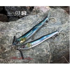 Пилькер LITTLE JACK Metal Adict Type-03 30g