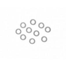 Шайба регулировочная 4х7х0,3 мм