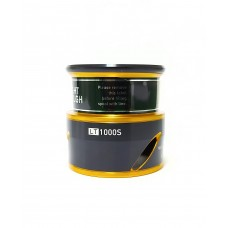 Шпуля Daiwa LT 1000 S - низкопрофильная (Black-Gold)