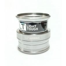Шпуля Daiwa SLP Works 2000 S - низкопрофильная (Silver)