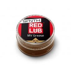 Смазка синтетическая средне-вязкая RedLub Synthetic MV Grease, 10 мл